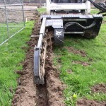 Drain field pipe